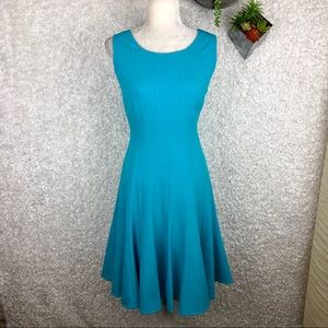 NWT Ellen Tracy Fit & Flare Dress | 8
